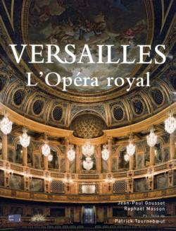 Versailles, l'opéra royal