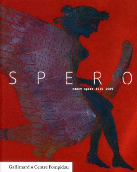 Catalogue d'exposition Nancy Spero