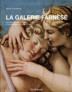 La galerie Farnese, les fresques de Carrache à l'ambassade de France à Rome