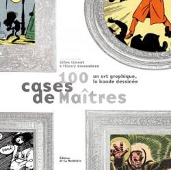 100 cases de maîtres, un art graphique, la bande dessinée