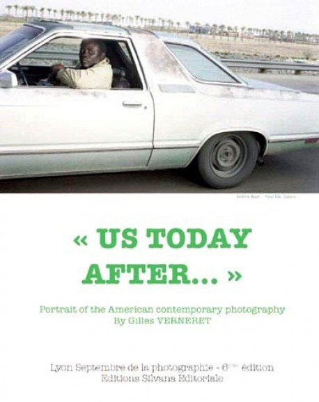 Biennale de photographie de lyon « US today after... »