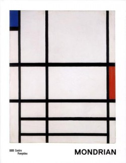 Catalogue d'exposition Mondrian