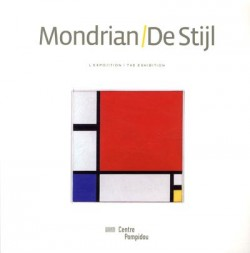 Album d'exposition Mondrian - De Stijl