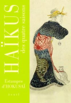 Haïkus des quatre saisons, estampes d'Hokusai