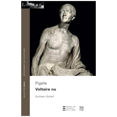 Voltaire nu, Jean-Baptiste Pigalle