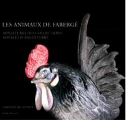 Les animaux de Fabergé, Miniatures des Collections royales d'Angleterre