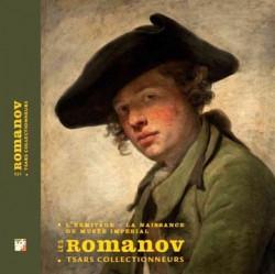 Album d'exposition Les Romanov, tsars collectionneurs