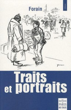 Jean-Louis Forain, traits et portraits
