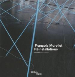 Album d'exposition François Morellet, réinstallations