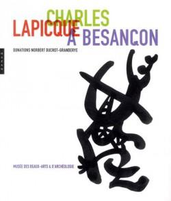 Catalogue de l'exposition Charles Lapicque à Besançon