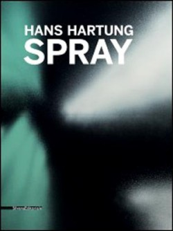 Catalogue d'exposition Hans Hartung , SPRAY