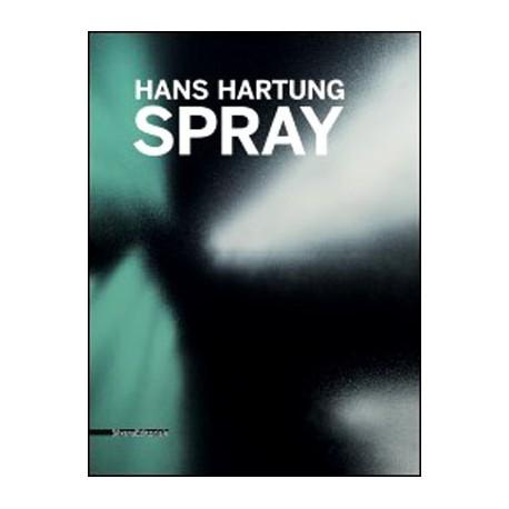 Catalogue d'exposition Hans Hartung , SPRAY