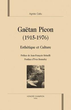 Gaëtan Picon (1915-1976) - Esthétique et Culture
