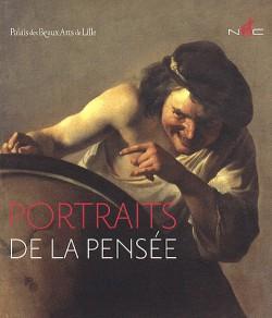 Catalogue d'exposition Portraits de la pensée, Palais des Beaux-arts de Lille