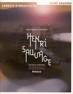 Henri Sauvage (1873-1932), carnets d'architecte