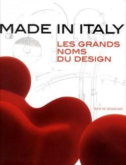 Made in Italy, les grands noms du design