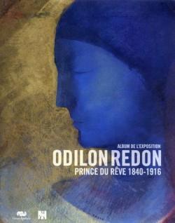 Album d'exposition Odilon Redon au Grand Palais