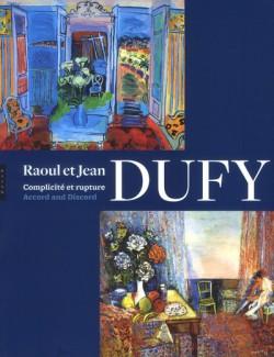 Catalogue d'exposition Raoul et Jean Dufy, complicité et rupture