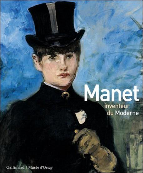 Catalogue d'exposition Manet, inventeur du moderne au musée d'Orsay