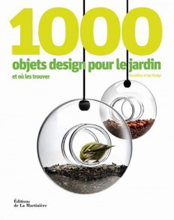 1000 objets Design pour le jardin et où les trouver