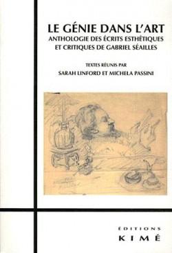 Le génie dans l'art, Gabriel Séailles