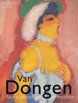 Catalogue d'exposition Van Dongen, musée d'art moderne de Paris