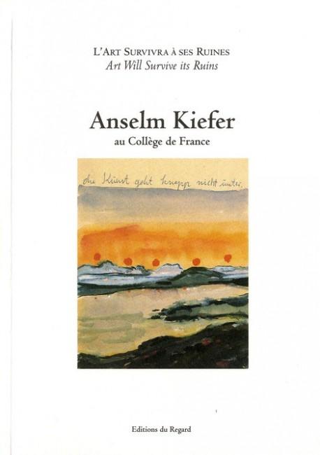 Anselm Kiefer au Collège de France, l'art survivra à ses ruines