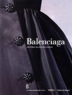 Catalogue d'exposition Balenciaga