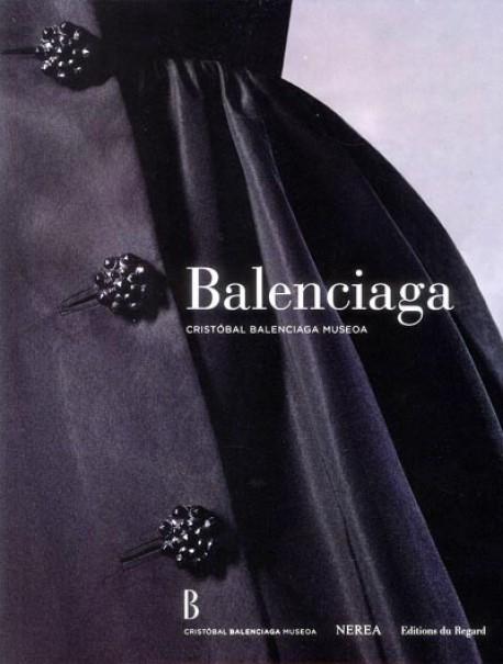 Catalogue d'exposition Balenciaga