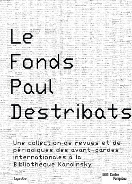 Fonds Paul Destribats
