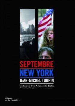 Septembre. New York