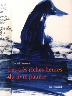 Catalogue d'exposition Les très riches heures du livre pauvre