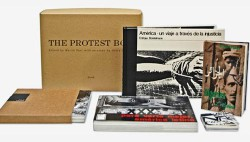 Martin Parr, the Protest Box