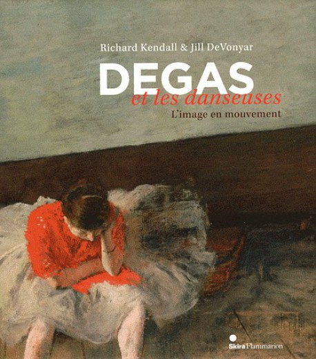 Catalogue d'exposition Degas et les danseuses