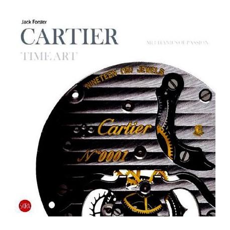 Cartier time art