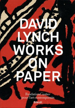 Works on paper, David Lynch