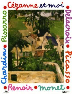 Cézanne et moi, livre d'art enfant