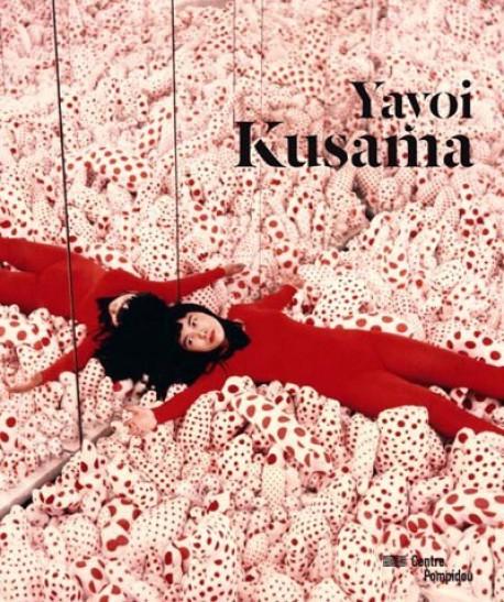 Catalogue d'exposition Yayoi Kusama, Centre Pompidou