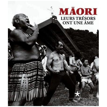 Catalogue d'exposition Maori, musée du quai Branly