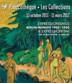 Album d'exposition Expressionismus & expressionismi, Berlin-Munich 1905-1920