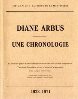 Diane Arbus, une chronologie, 1923-1971