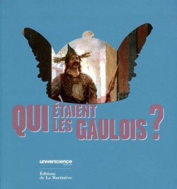 Catalogue d'exposition Gaulois, à la Cité des sciences de Paris