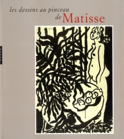 Catalogue d'exposition Les dessins au pinceau de Matisse