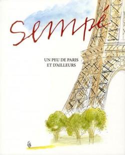 Sempé, un peu de Paris et d'ailleurs