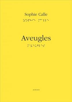 Aveugles de Sophie Calle (braille)