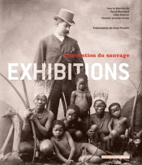 Catalogue d'exposition Exhibitions, l'invention du sauvage
