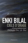 Enki Bilal, Ciels d'orage