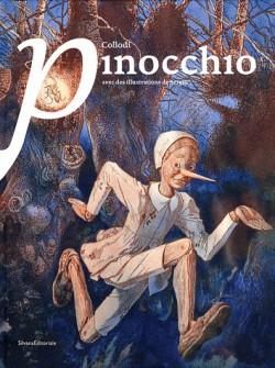 Pinocchio illustré par Sergio