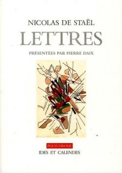Lettres de Nicolas de Staël
