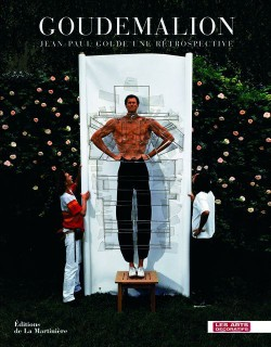 Catalogue d'exposition Goudemalion, Jean-Paul Goude une retrospective